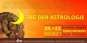 Tag der Astrologie 2020